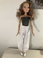 Barbie My Size 28 inch Clothes Handmade New Stylish Pants Set