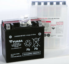 AGM Maintenance Free Battery YTX14-BS Yuasa YUAM3RH4S (PLT-144)
