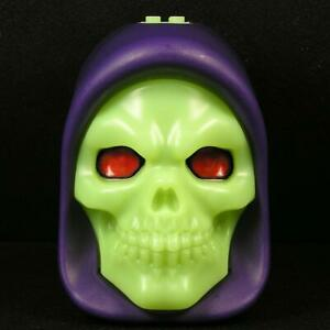 Masters of the Universe Skeletor Glow in the Dark Head Container Mega Construx