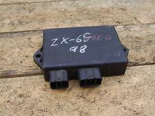 KAWASAKI ZX6R ZX 6 R G CDI ECU J4T09071 9107