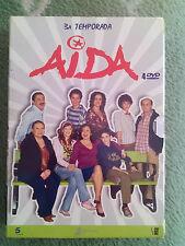 Aida - Temporada 3 Completa Dvd