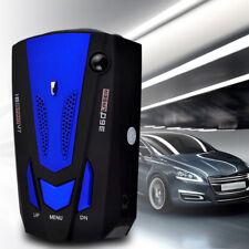 360° Auto Radar Laser Geschwindigkeitsmesser Detektor 16 band GPS Sicher Alarm