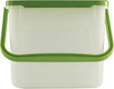 ROTHO Waschmittelbehälter Waschmittel Box Kiste Waschmittelbox Aufbewahrungsbox