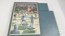 1969 3M Co Feudal Board Game Military Chess Game of Siege & Conquest