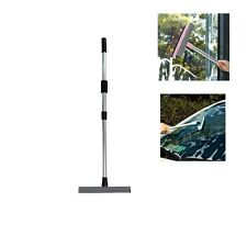 Winberg (R) Car cleaning wiper with scrub head and wiper head with long Rod