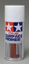 Tamiya Spray Fine Surface Primer White 180ml TAM87044