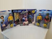 Star Trek Lot Mego Target 2018 Marty Abrams Mirror Spock & Kirk Sulu Chekov Gorn