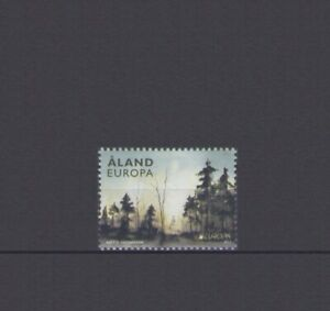 ALAND, EUROPA CEPT 2011, FORESTS THEME, MNH