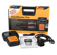 FOXWELL NT644 PRO Car Full Systems Diagnostic OBD OBDII EOBD Scanner Reset Tool
