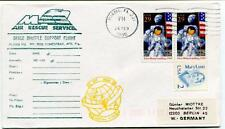 1996 Air Rescue Service Space Shuttle Support Flight Miami Ros Hestead AFB USA