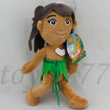 "The Jungle Book Movie Mowgli Character 9"" Stuffed Animal boy Plush Toy Doll"