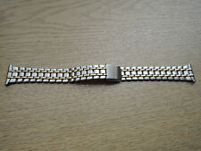 Orologi bracciale bicolore in acciaio inossidabile 18mm b237