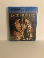 Jack Hunter And The Lost Treasure Of Ugarit Blu-Ray New!!