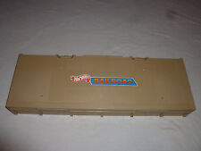 VINTAGE HOTWHEELS RAILROAD FREIGHT YARD STO & GO PLAYSET MATTEL TRAIN TRACK 1983