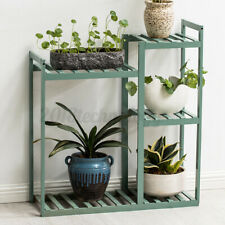 New listing Multi-Layer Outdoor Indoor Pot Plant Stand Display Flower Rack Home Garden Decor