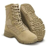 NIB BATES 1801 MEN/'S DELTA 8 ICS TECHNOLOGY DESERT TAN ASSAULT BOOTS  11.0 EW