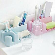Toilet Wash Home Storage Rack Basket Wash Cloth Shampoo Cosmetics Holder KV