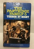 THE PARTRIDGE FAMILY #5 Terror By Night  DAVID CASSIDY Paperback Book