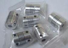 3pcs flexible coupling(5x8x25)of stepper motor for cnc machine,3d printer parts