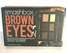 Smashbox Brown Eyes ~ Photo Op Eye Enhancing Palette 6 Colours