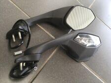 Spiegel Set Yamaha YZF R1 R6 FJX XJ schwarz