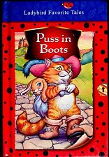 PUSS IN BOOTS ~ Favorite Tales Vintage Children's Ladybird Classic Story book
