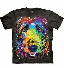 Irish Wolfhound - Dog Graphic T-Shirt