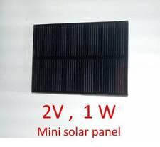 2V 1W Mono Si PET Mini Solar Panel DIY - US Seller