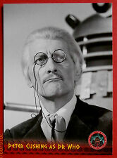 DR WHO AND THE DALEKS - Card #39 - PETER CUSHING as Dr Who - Unstoppable Cards