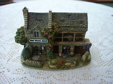 LILLIPUT LANE COTTAGES KNIT ONE PURL ONE - WOOL SHOP - 2002