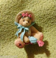 Enesco Cherished Teddies Cecilia You Pull All My Heartstrings