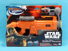 Star Wars Chewbacca Bowcaster Super Soaker Water Blaster Toy Nerf