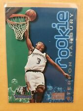 1996-97 Skybox Premium #222 Stephon Marbury RC Rookie Timberwolves