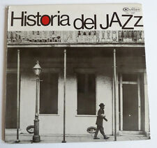 Historia Del Jazz History of Jazz Double LP Record RCA/Camden with booklet