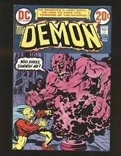 Demon # 10 - Jack Kirby cover & art Nm- Cond.