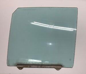 Front Left Sekurit Tinted Door Glass off 1968 Mercedes Benz 280SE W108 W109 - B