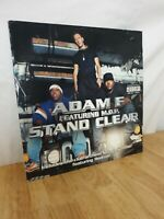 Adam F Feat MOP Stand Clear 12 Inch Vinyl Record
