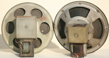 field coil speaker s klangfilm philips telefunken vintage tube amplifier 1930's