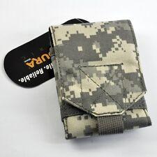 CORDURA FABRIC Military Phone Case Pouch ACU