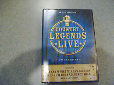 TIME LIFE COUNTRY LEGENDS LIVE VOLUME 7 DVD BRAND NEW IN PACKAGE