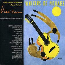 Vinicius De Moraes: Trilha Sonora do Filme Vinicius De Morais, Miguel Faria Jr.
