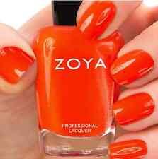 ZOYA #ZP664 THANDIE orange nail polish lacquer~STUNNING Collection .5 fl oz *NEW