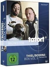 Tatort Box: Thiel/Boerne Vol.3 [3 DVDs] (2011)