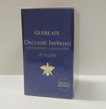 GUERLAIN ORCHIDEE IMPERIALE SoinComplet D'exception LE FLUIDE 30ml.