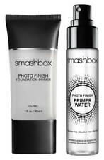 NEW Smashbox Photo Finish Foundation Primer Full Size & Primer Water 1oz Duo Set