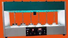 Digital Flocculator Jar Test Apparatus