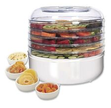 Brand new Food Dehydrator 5 tray Easy To Clean Healthy Foods for beef jerkey