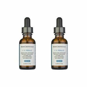 2 PCS SkinCeuticals C E Ferulic 1oz, 30ml