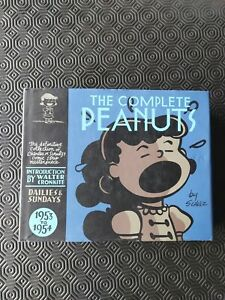 The Complete Peanuts 1953-1954 by Charles M Schulz (Hardcover, 2013)