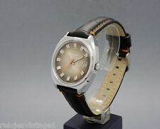 New Old Stock 37mm OCCIDENT vintage AUTOMATIC watch NOS ETA 2783 nice colors!